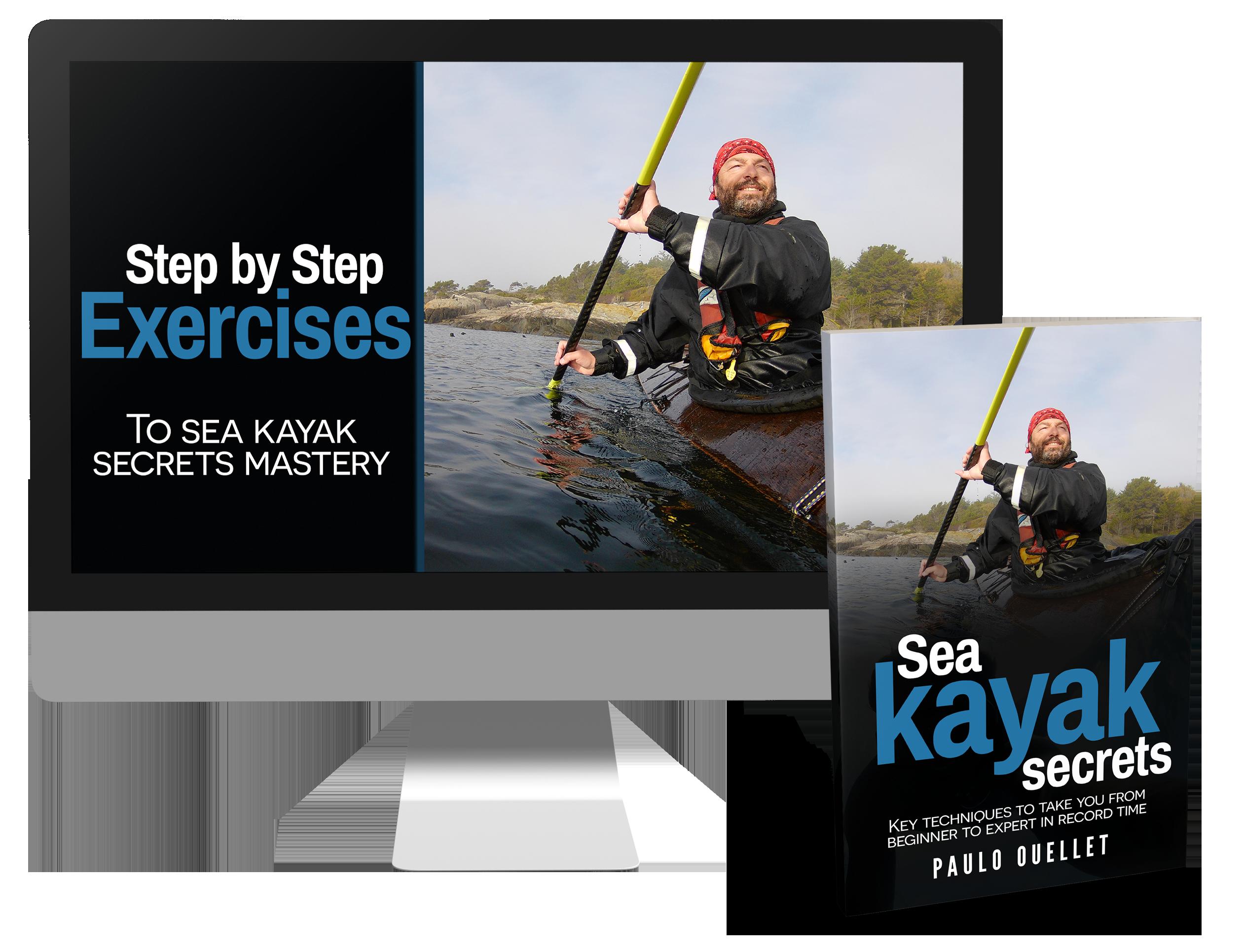 Sea Kayak Secrets Mastery